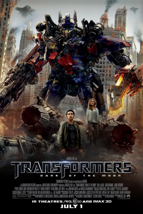 دانلود فیلم Transformers: Dark Of The Moon 2011